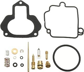 Hitommy Carburetor Rebuild Carb Repair Kit For Yamaha Big Bear 350 YFM350FW 4x4 1987-1998