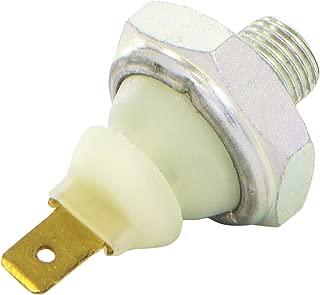 RONSHIN Automotive 1//8NPT Sonde de Pression dhuile de Voiture Double t/ête Capteur de Pression dhuile Prise dinduction