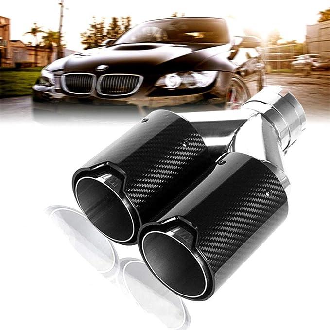 fahrzeugspezifisch modifizierter Endschalld/ämpfer f/ür den BMW X5 F15 2014-2017 Super-ZS Auto-Auspuff aus rostfreiem Stahl
