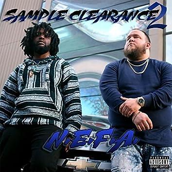 Sample Clearance 2