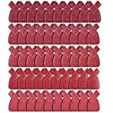 AUSTOR 50 Pieces <span class='highlight'>Mouse</span> Detail S<span class='highlight'>and</span>ing Sheets S<span class='highlight'>and</span><span class='highlight'>paper</span> with Extra 2 Tips for Replacement, Hook <span class='highlight'>and</span> Loop Assorted 40/ 60/ 80/ 1<span class='highlight'>20</span>/ 240 Grits to Fit <span class='highlight'>Black</span> <span class='highlight'>and</span> <span class='highlight'>Decker</span> Detail Palm S<span class='highlight'>and</span>er