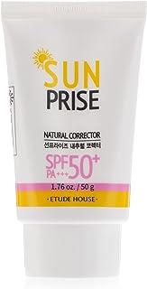 ETUDE HOUSE Sunprise Natural Corrector SPF 50+/ PA+++, 50 gm