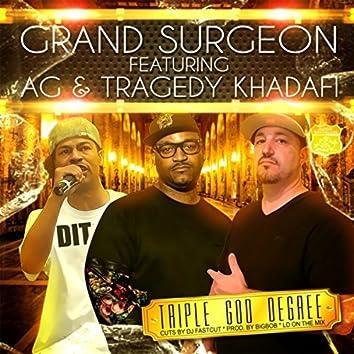 Triple God Degree (feat. Tragedy Khadafi, AG, Bigbob & Djfastcut)