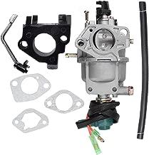Anxingo Carburetor for Harbor Freight Predator 8750W 8750 Watts 420CC 13HP Champion Power Equipment 6000 7000 Watt 389cc Gas Generator 69671 68530 68525 Carb