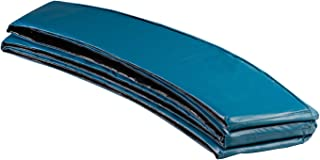 Rectangle Trampoline Super Replacement Safety Pad| Spring Cover for Rectangular Trampolines| Durable, Water Resistant,|Fits Most Brands|Sizes:14' x 9'; 15' x 9'; 10' x 17'|Colorful Safety pad 10