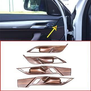 Color : Left FJY-HANDLE Car Door Handle Interior Front Rear Left Right For Nissan Navara D40 Ute//Pathfinder R51 2005-2013 W02-7772057-2 W02-7772057-1
