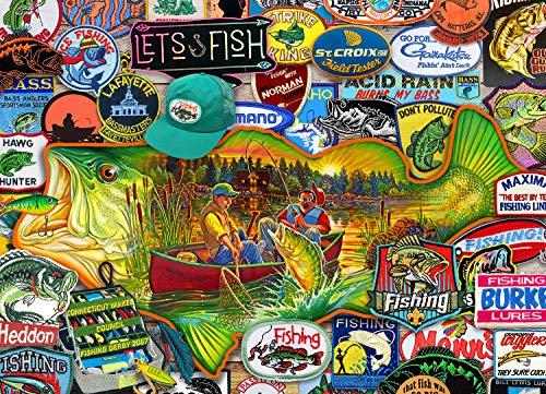 Let's Fish Puzzle: 1000 Piece