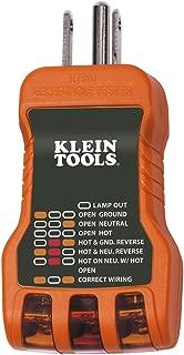 Klein Tools RT500 USA Receptacle Tester