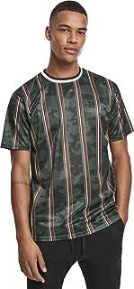 Southpole Thin Vertical Stripes AOP T-Shirt Camiseta para Hombre