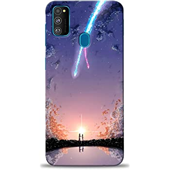 PRINT STATION Printed Back Case Cover for Samsung Galaxy M30s - 6633