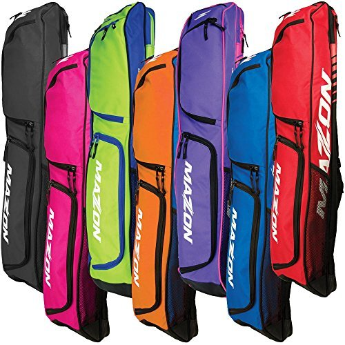 Mazon Z-Force Combo Field Hockey Stick Bag (Pink)