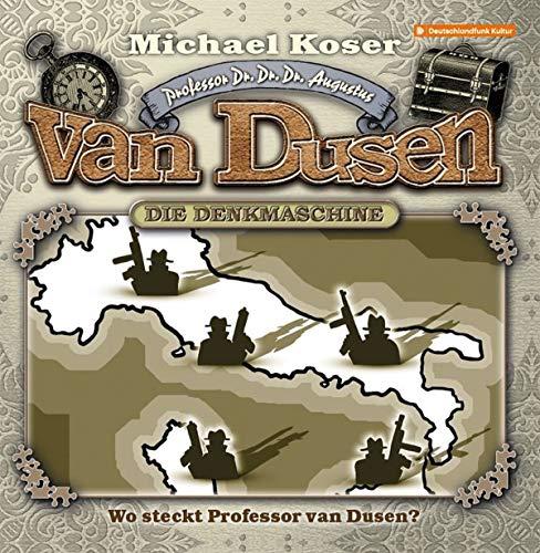 Wo Steckt Prof.Van Dusen-Folge 29