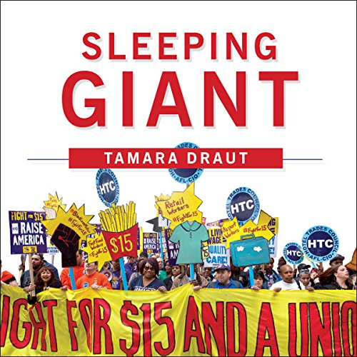 Sleeping Giant audiobook cover art