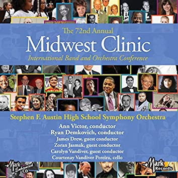 2018 Midwest Clinic: Stephen F. Austin High School Symphony Orchestra (Live)