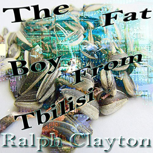 The Fat Boy from Tbilisi audiobook cover art