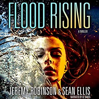 Flood Rising audiobook cover art