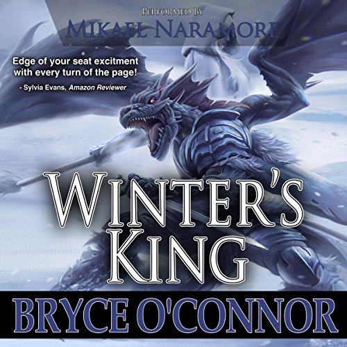 Winter's King audiobook cover art
