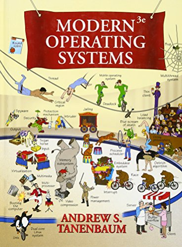 Compare Textbook Prices for Modern Operating Systems 3 Edition ISBN 9780136006633 by Tanenbaum, Andrew S.
