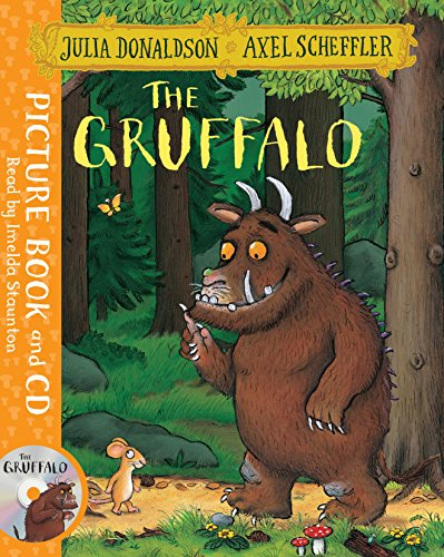 The Gruffalo. Book and CD Pack [Lingua inglese]