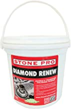 Stone Pro Diamond Renew - Marble and Travertine Polishing Powder - 3 Pound