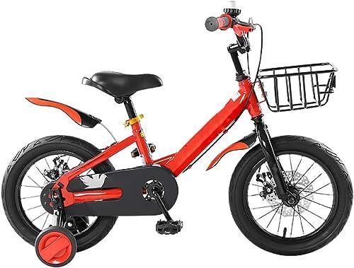 online al mejor precio YTBLF Bicicletas para Niños y niñas, Bicicletas para Niños bebés bebés bebés 14 16 18 Pulgadas, Dan Regalos Que los Niños Puedan equilibrar Las Bicicletas. Adecuado Niños de 3-5-6-8 años.  ventas en linea