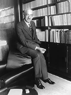 Andre Maurois (1885-1967) Npseudonym Of Emile Salomon Wilhelm Herzog French Writer Photographed In His Library In Paris Fr...