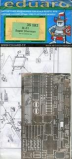 Eduard 1:35 M-51 Super Sherman PE Detail Set for Academy Kit #35182