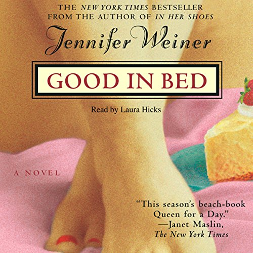 Good in Bed audiobook cover art