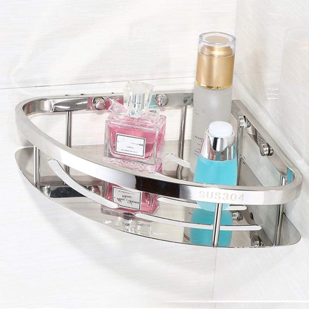 Bathroom Shelf Self Adhesive Shower Triangu Beauty products Caddy free