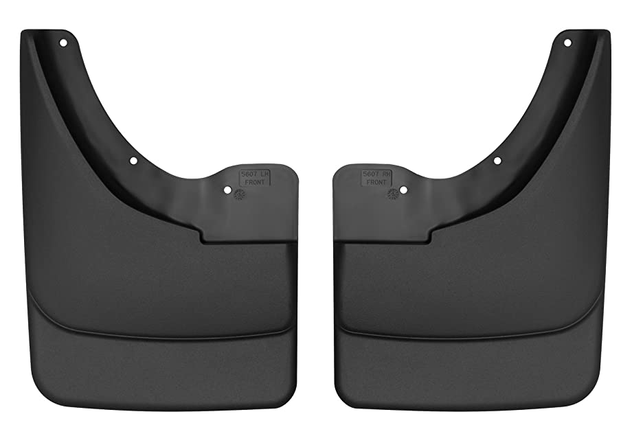 Husky Liners Front Mud Guards Fits 95-03 S10 ZR2