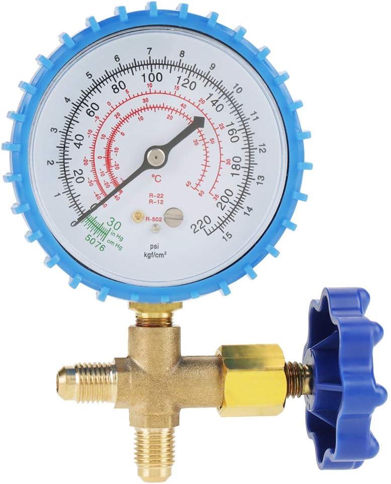 Diagnostic Manifold Freon Gauge Max 62% OFF Ga Refrigerant Pressure Recharge Seattle Mall