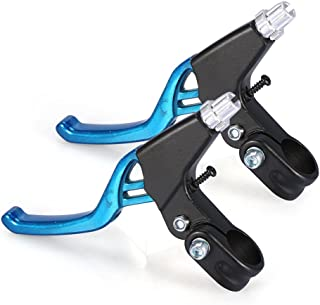 Thur amo 1 Pair Bicycle Brake Lever, V-Brake Handlebar...