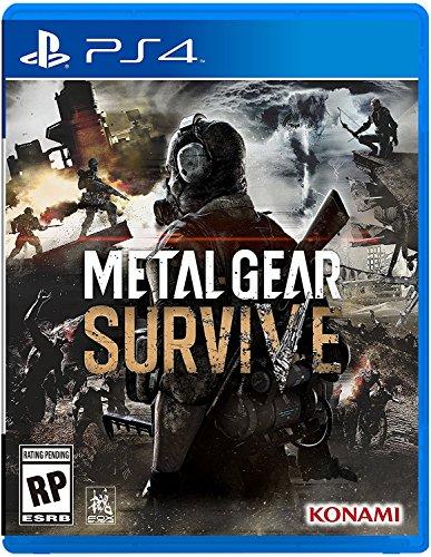 Sony Playstation 4 Metal Gear Survive