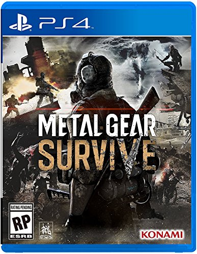 Metal Gear Survive- Play Station 4 - Standard Edition - PlayStation 4