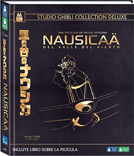 Nausicaä Del Valle Del Viento (Ed. Deluxe Bd) [Blu-ray]