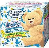 ファーファ 洗濯洗剤 コンパクト粉末 ベビーフローラル 0.9kg