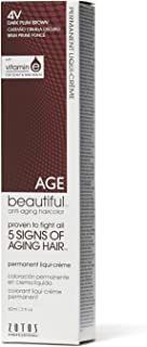 4v age beautiful hair color