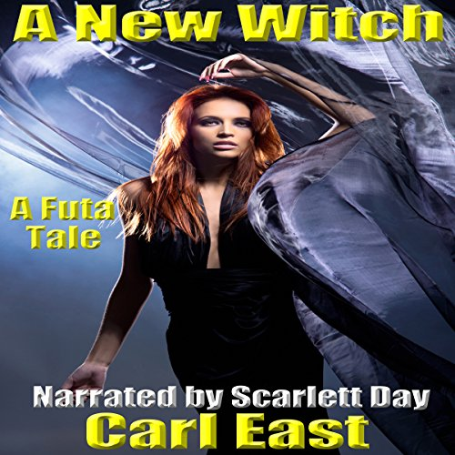 A New Witch audiobook cover art