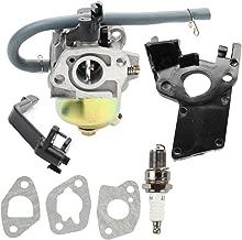 Harbot 16211-ZE1-000 ST168FD-2-1131000 Carburetor with Insulator for Champion Power Equipment 3500 4000 Watts Honda Gx120 Gx160 GX168 Gx200 5.5Hp 6.5Hp Gas Generator