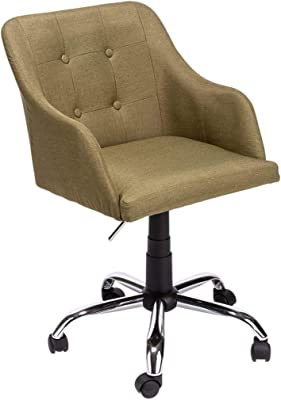 Silla de escritorio para despacho modelo QUICK base ruedas ...