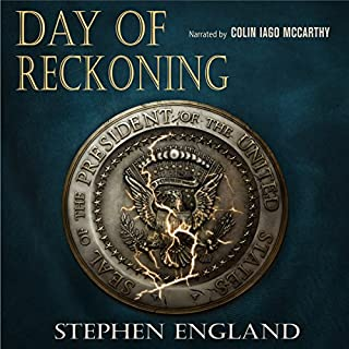Day of Reckoning (Shadow Warriors) audiobook cover art