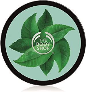 The Body Shop Fuji Green Tea Body Butter, Replenishing Body Moisturizer, 6.9 Oz.