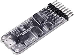 Electronic Module CP2102 USB to TTL Serial Converter Module Multi-function Serial Port Board RS485 RS232 with Cable 0-30V ...