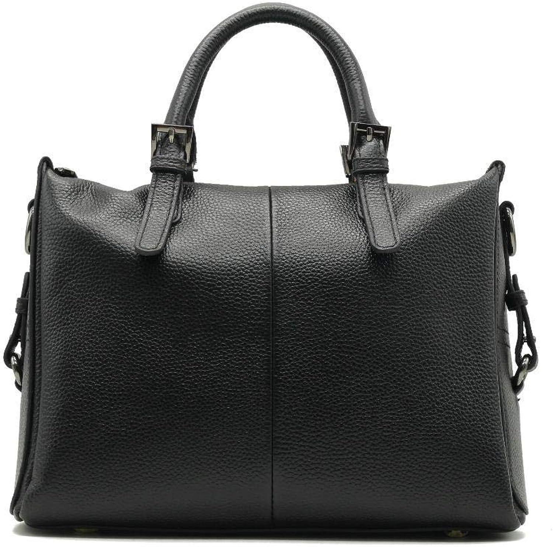 24564a17b Ladies Handbag Lady's Purse, Leather, Leather, Handheld, Single Shoulder Bag,  Large Capacity, Leather Bag 12 29cm (color E) 21 nywesa3295-Sporting goods