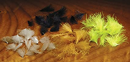 : Fly Tying Material Harelines CDC Oiler Puffs