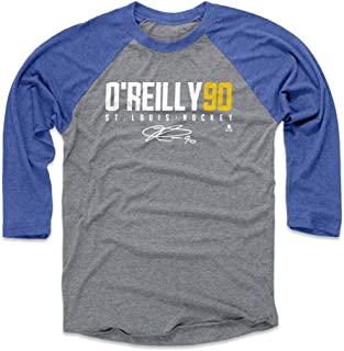 ryan o reilly blues shirt