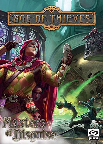 Galakta Age of Thieves: Masters of Disguise