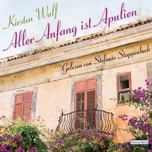 Aller Anfang ist Apulien audiobook cover art