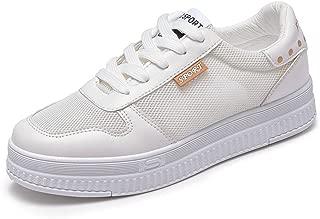 zaragfushfd Women Trail Running Shoes, Lightweight Fashion Sports Sneakers for Gym Walking