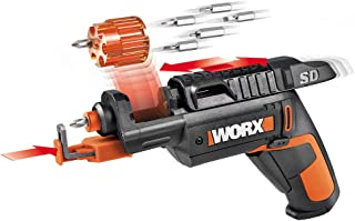 Best worx sd driver with screw holder Reviews